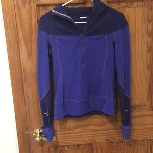 Lulu Sweatshirt Half Zip